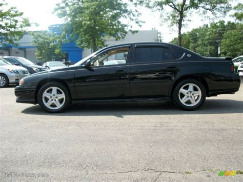 2004 Chevrolet Impala Ss Supercharged by 2004 Black Chevrolet Impala Ss Supercharged 50999039