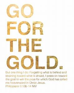 Gold To Go : go for the gold bible printable artwork children 39 s ministry deals ~ Orissabook.com Haus und Dekorationen
