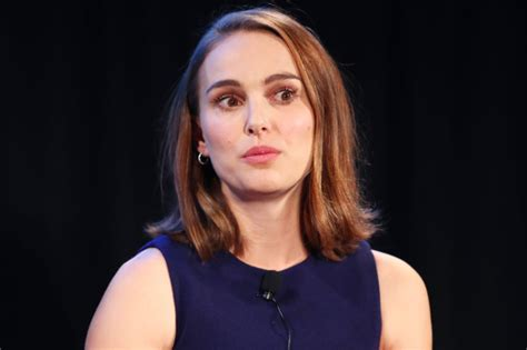 Natalie Portman On Hollywood's Sexual Harassment Problem