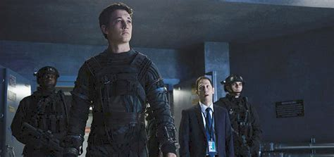 New Photos From Fantastic Four  Apple Trailers