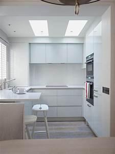 Kleine Küchenzeile Ikea : k che in u form planen 50 ideen und tipps ~ Michelbontemps.com Haus und Dekorationen