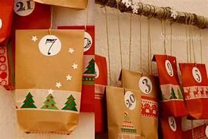 Adventskalender Tüten Depot : diy adventskalender alles und anderes ~ Watch28wear.com Haus und Dekorationen