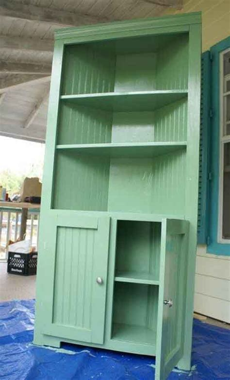 how to make kitchen cabinets how to build a rustic corner cupboard diy 7280