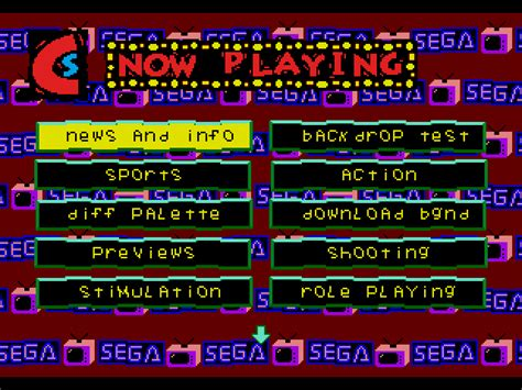 siege chanel the unknown archive sega channel prototypes