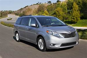 2013 Toyota Sienna Review  Ratings  Specs  Prices  And