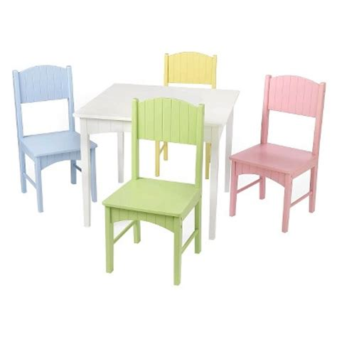 kids chairs target new kidkraft table and chair set nantucket 5 11975