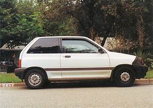 Glasswolf 1988 Ford Festiva Specs  Photos  Modification