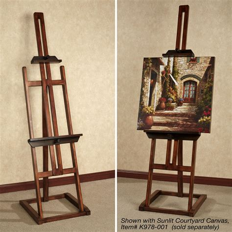 plans vintage style artist easel google search wood