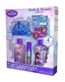 disney frozen bath beauty gift set health personal care