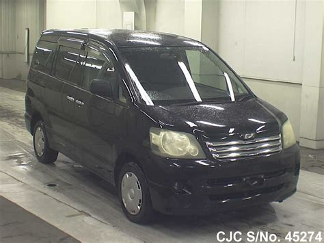2003 toyota noah black for sale stock no 45274 used cars exporter