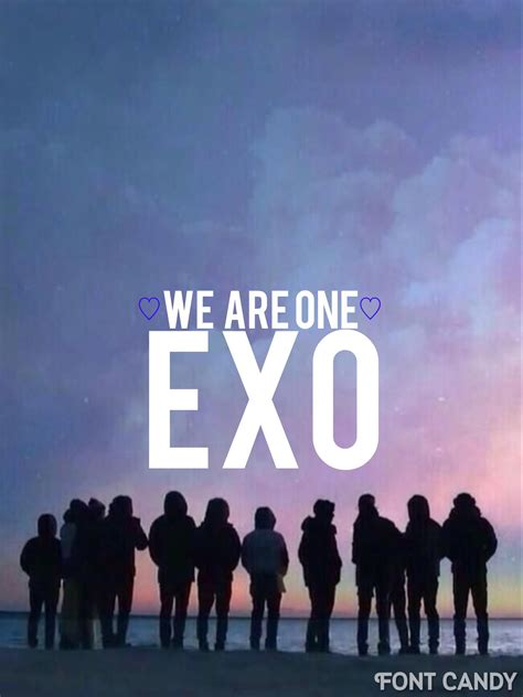 exo quotes wallpaper exo we are one exo wallpapers lyrics quotes pinterest