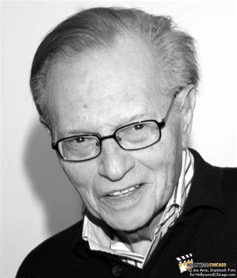 Larry King Photo - Photo of Larry King in Chicago For My ...