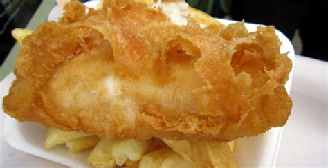 history  fish  chips national dish  britain