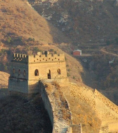 photo la grande muraille de chine l une des 7 merveilles du monde moderne