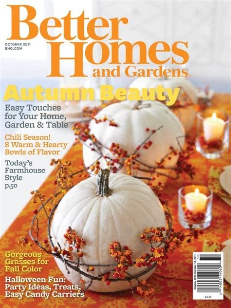 1000+ Images About Better Homes And Gardens Magazine