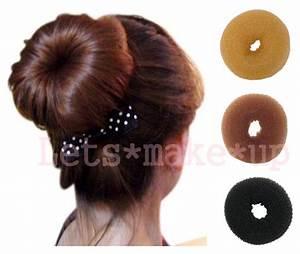Donut Bun blackhairstylecuts