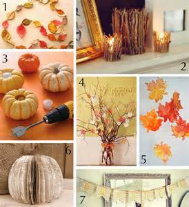 DIY Fall Craft Projects
