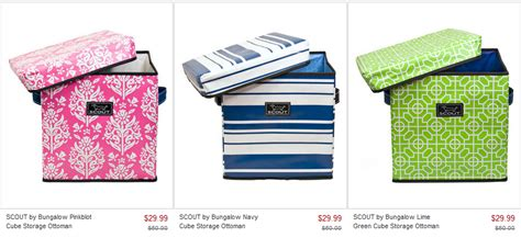 Scout Bags, Bins & Totes Up To 60% Off
