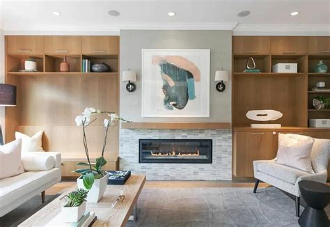 Before & After Modern Online Living Room Design  Decorilla