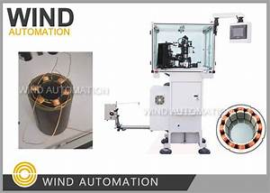 Bldc Motor Stator Needle Winding Machine With Tooth Coil