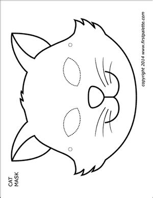 bearcat  binturong  printable templates coloring