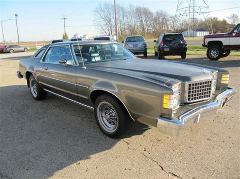 1977 Ford Ltd by 1977 Ford Ltd For Sale Carsforsale