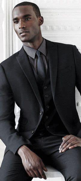 black suit styles  men classy male fashion ideas