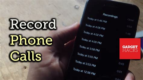 how to record conversation on iphone easily record phone conversations on your iphone how to
