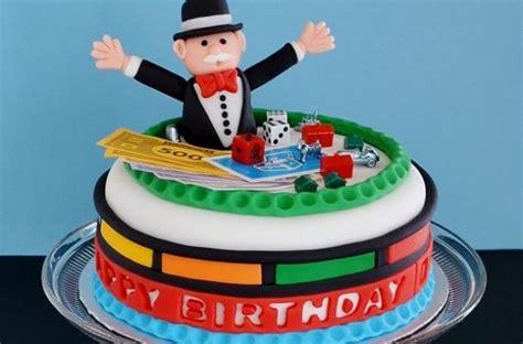 foodista fun monopoly cake