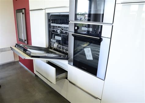 cuisine lave vaisselle en hauteur accessoires de cuisine cuisines acr