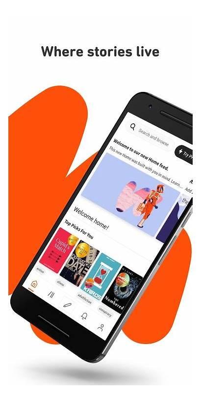 Wattpad Stories Apk Write Books Screenshots App
