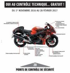 Controle Technique Versailles : check up gratuit de votre suzuki actualit westbike ~ Maxctalentgroup.com Avis de Voitures