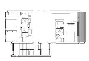 modern house floor plan modern house plans contemporary home designs floor plan 02