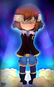 Undertale Frisk as Chibi