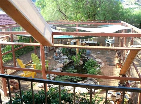 catio design ideas give your feline friend safe access to the outdoors with a 2021