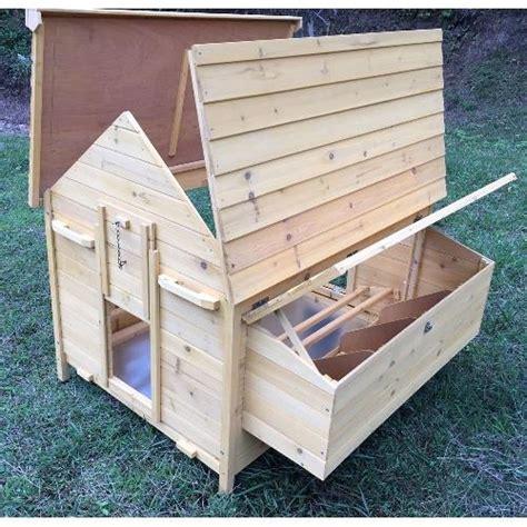 come costruire una gabbia per galline ovaiole pollaio legno quot cocincina quot 12 galline ovaiole