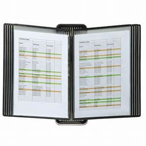 veo clear view panel system for a4 m1014519 kaiserkraft With forklift document holder