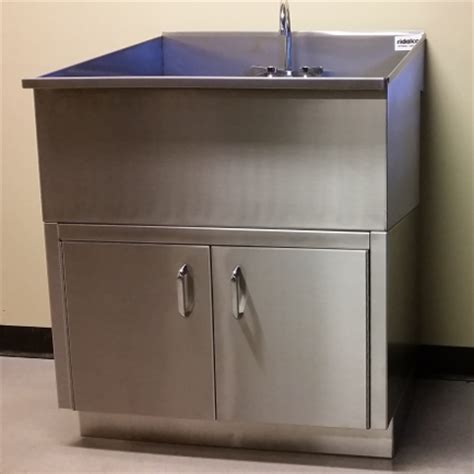 stainless steel utility sink with cabinet stainless steel laundry utility sink with base cabinet
