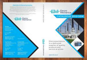 Catalogue Cover Design