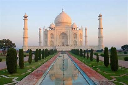 Famous Landmark Country Taj Mahal Guess Est