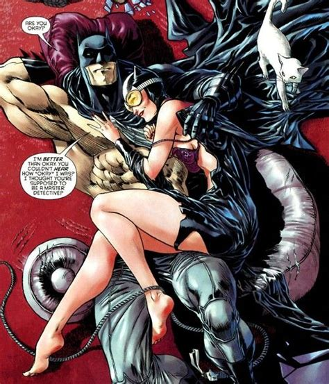 Catwoman Is Not In Love With Batman I Hate That They Run