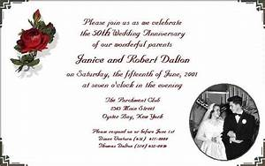free printable wedding invations free printable wedding With 50th wedding anniversary invitation wording
