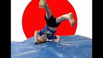 Gymnastics Moves Beginner