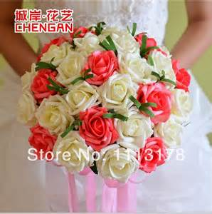 cheap wedding bouquets get cheap silk wedding bouquets cheap aliexpress alibaba