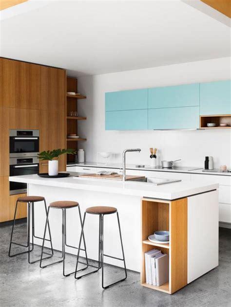 cuisine de caractere la cuisine blanche et bois en 102 photos inspirantes