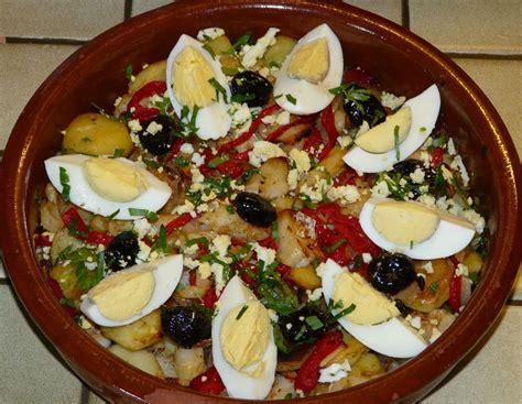 cuisiner de la morue morue à la portugaise les plaisirs de ma table