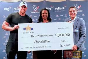 Charles Butt Donates $5 Million to J.J. Watt Foundation ...
