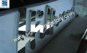 316 mirror stainless steel letters316 stainless steel letters With stainless steel boat lettering