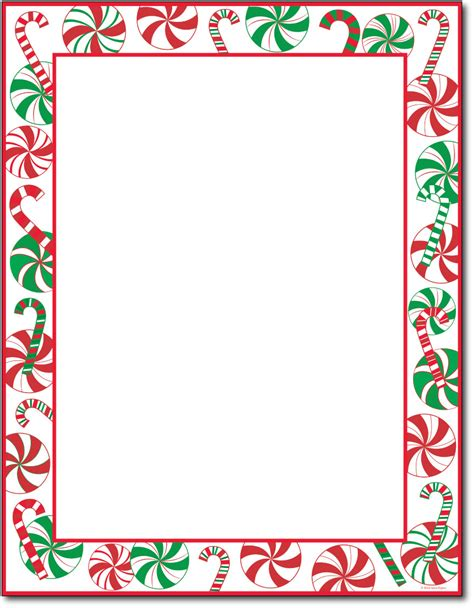 free christmas stationery 7 best images of stationery paper printable free stationery free