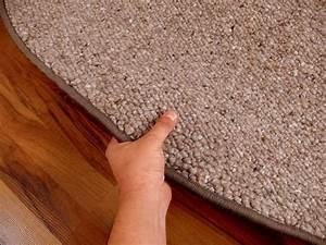 Teppich Rund Braun : teppich rund wolle hause deko ideen ~ Lateststills.com Haus und Dekorationen